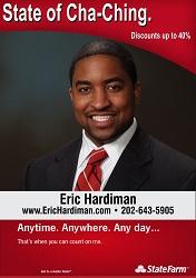 Eric Hardiman State Farm-advertisement