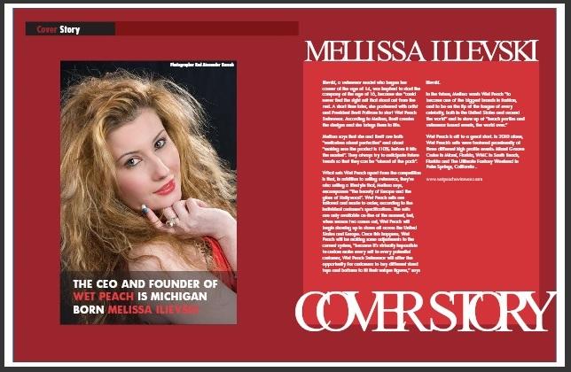 Melissa Illevski - Cover Story