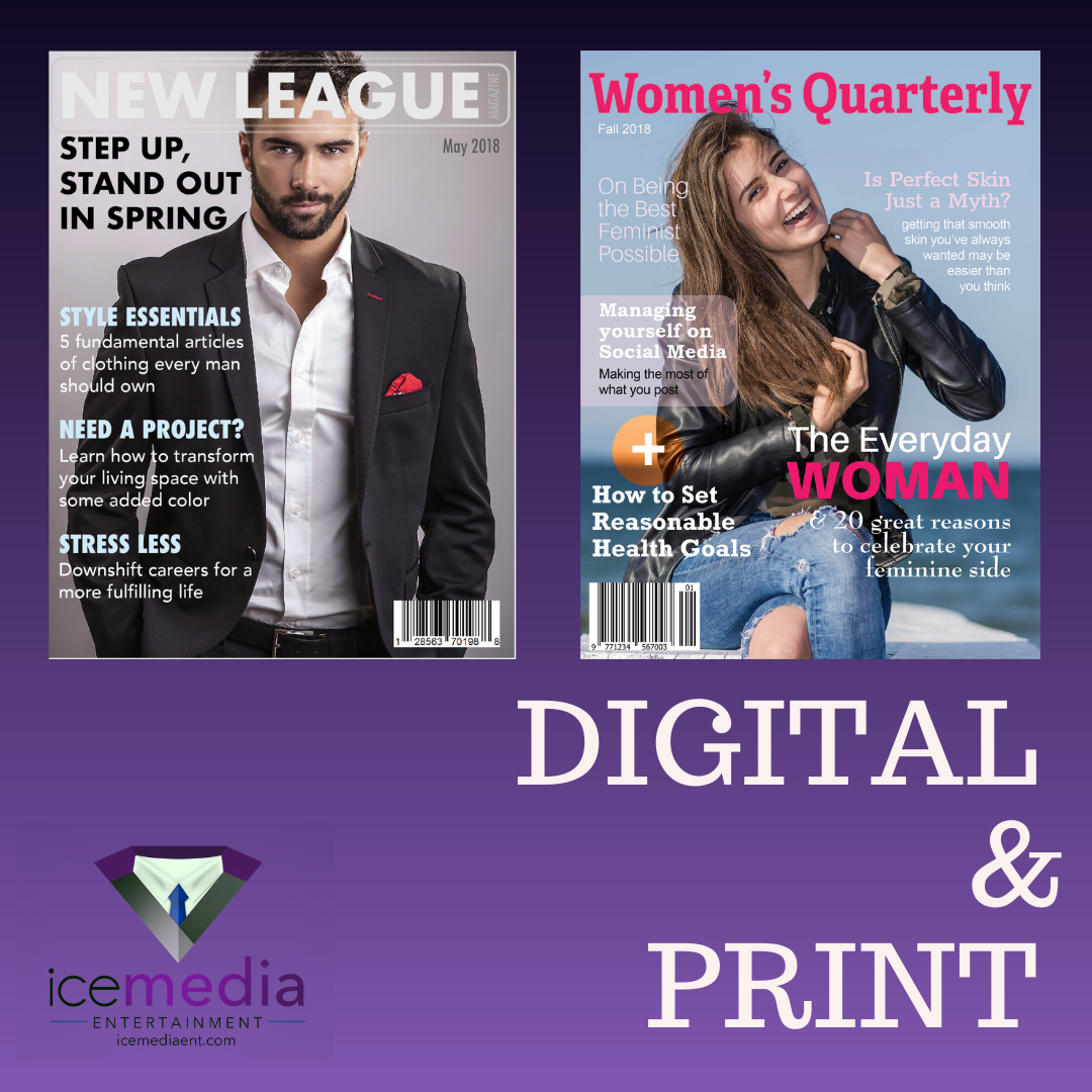 IME Media Brands - Digital and Print